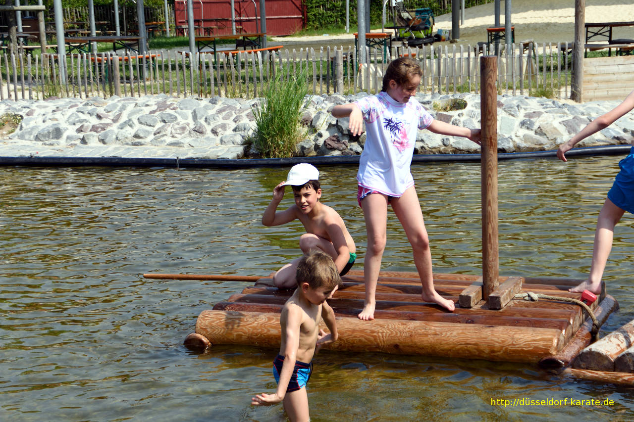 Karate Ausflug Irrland 2015