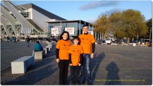 Karate Weltmeisterschaft 2014 in Bremen