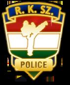 Polizei-Karate in Budapest