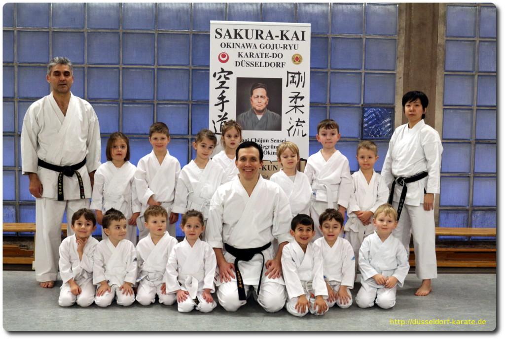 Karate-Düsseldorf-Kindergruppe-1