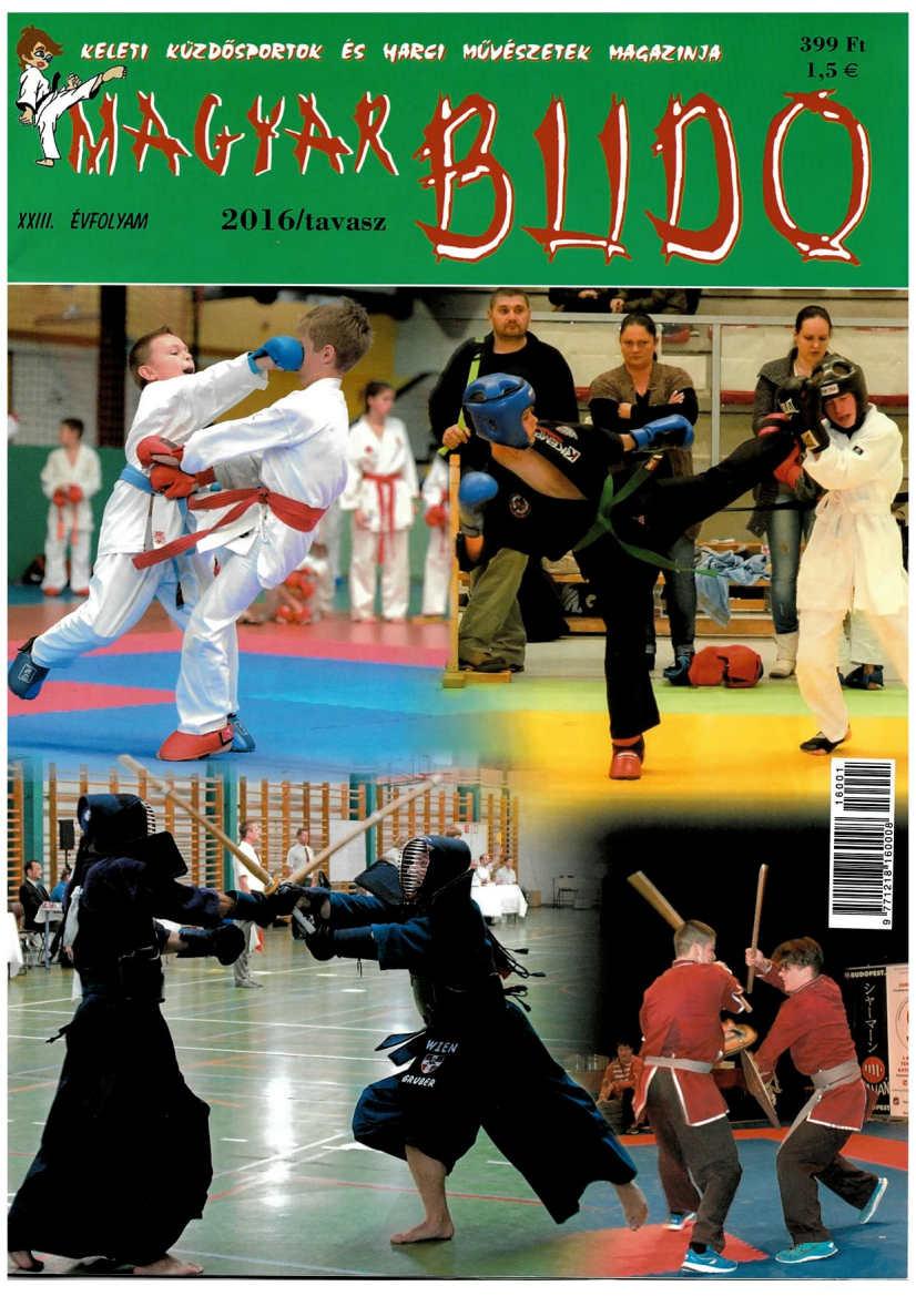 Karate Sakura-Kai Düsseldorf Magazin Budo