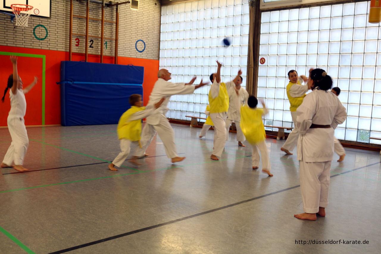 Karate für Erwachsene in Düsseldorf
