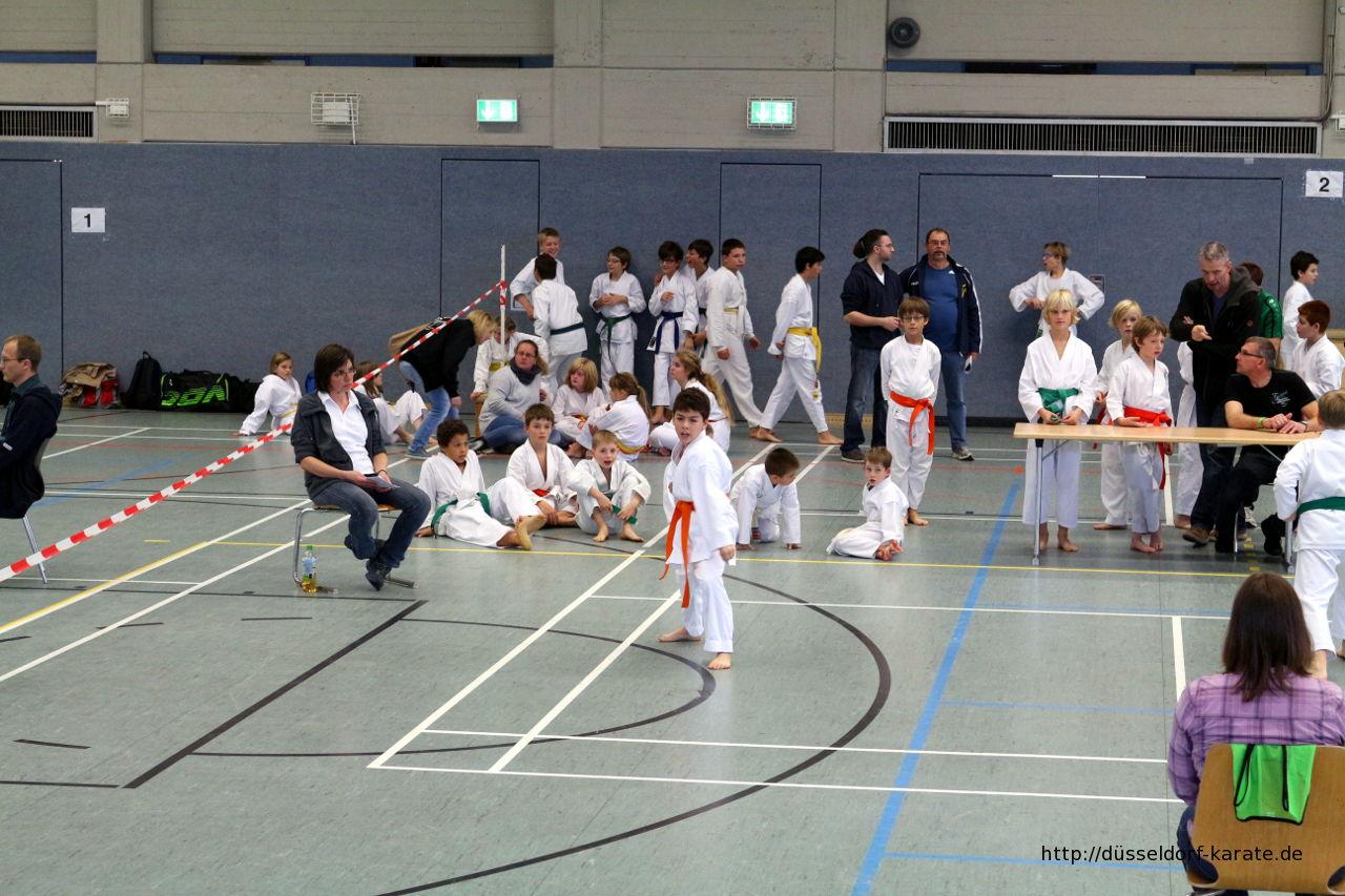 Karate Turnier Tomonari Cup Düsseldorf 2015