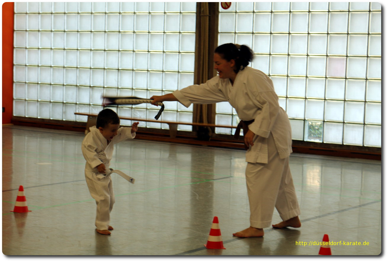 Kinderkarate in Düsseldorf
