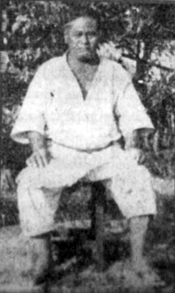 Karate Goju-Ryu Chojun Miyagi
