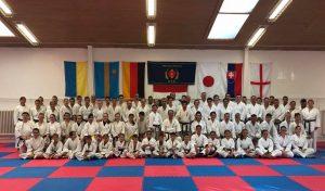 Sakura-Kai Karate Gruppe Sommercamp Ungarn 2017