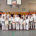 Karate Lehrgang Düsseldorf Sensei Harsanyi
