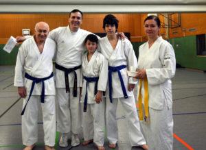 Karate Lehrgang Neuss 2019