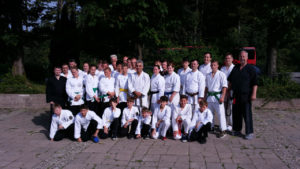 Karate Sommercamp 2019 in Silberborn